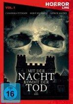 Horror Line: Mit der Nacht kommt der Tod (import) (dvd)