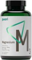 M3 Magnesium - 120 capsules