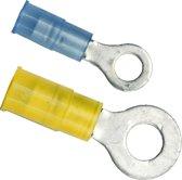 Ring terminal knijp stekkertje (3-5mm² / 6,4mm) (AM230224)