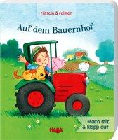 HABA Buch - rätseln & reimen - Auf dem Bauernhof