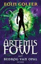 Artemis Fowl 4 - Het bedrog van Opal