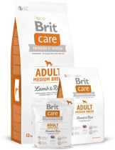 Brit Care Adult Medium Breed 3 kg hypo allergeen