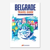Reisgids Belgrado Servie  2017 - Komshe