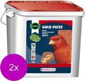 Versele-Laga Orlux Gold Patee Rood - Vogelvoer - 2 x 5 kg