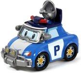 ROBOCAR POLI - Gepolijst voertuig op maat - 14 CM