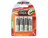 Ansmann AA Oplaadbare Batterijen