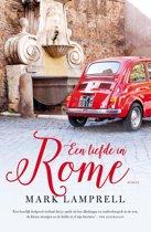Boekomslag van 'Een liefde in Rome'