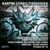 Sonata For Two Pianos And Percussio