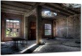 Fylenbosch - Plexiglas 90x60 cm - Ivo Sneeuw - PixaPrint - GA00276-2