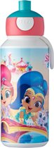 Mepal Campus Drinkfles Pop-up 400 ml - Shimmer & Shine