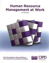 Human Resource Management at Work