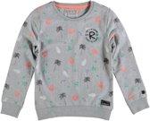 Retour zachte grijze sweater Maat - 176