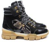 Maripe 29381 boots - zwart / combi, ,38 / 5
