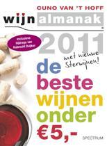 Wijnalmanak 2011 - De beste wijnen onder 5,-
