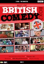 Best Of British Comedy Box 2
