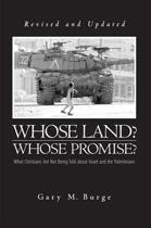 Whose Land? Whose Promise?