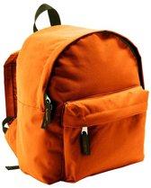 Rugzak voor kinderen - oranje - 30 cm