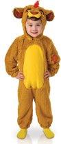 Kion-Lionguard - Kostuum Kind - Maat 98/104 - Carnavalskleding