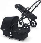 Bugaboo Cameleon³ Kinderwagen - Zwart / Zwart / Zwart