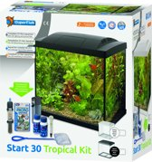 SuperFish Start 30 Tropical Kit  - 36 x 23 x 39 cm - 30 L - Wit