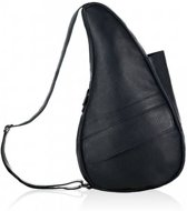 HEALTHY BACK BAG Rugzak - Leather - Navy - Small - 5303-NV