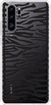 Casetastic Softcover Huawei P30 PRO - Zebra