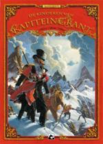 Crown Collection 1 - De Kinderen van Kapitein Grant 1 De ongelofelijke reis
