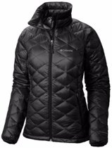 Columbia Trask Mountain TurboDown 650 Donsjas Dames - Zwart Maat XL