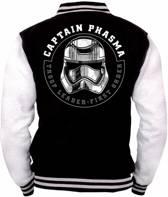 Merchandising STAR WARS - Jacket Teddy Captain Phasma (L)
