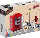 BanBao Snoopy Telefooncel Geheimagent-7528