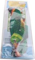 Moses Werpvogel 20 Cm Groen 10