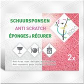 KOALA ANTI SCRATCH Schuurspons Anti- kras - 10 stuks