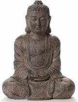 Boeddhabeeld zittend - 59 cm