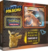 Pokémon Detective Pikachu GX Box Charizard - Pokémon Kaarten