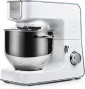 Tristar MX-4184 Keukenmachine – Inclusief 3 deeghaken – Wit
