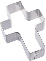 Wilton Metal Cookie Cutter Cross -7.5cm-