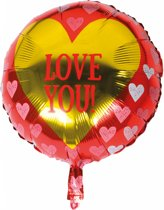 St. Folieballon Love you! (45 cm)