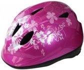 Cycle Tech Fietshelm Bouquet Roze Maat 46/52 Cm