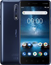Nokia 8 - 64GB - Blauw