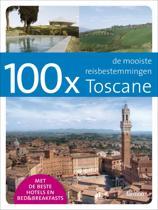 100 x gidsen - 100 x Toscane