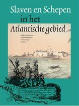 Slaven en schepen in het Atlantisch gebied