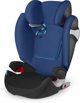 Cybex - Solution M-Fix - Autostoel groep 2,3 - True Blue - blue