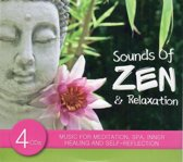 Sounds Of Zen & Relaxation (4Cd)