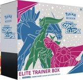 POK TCG Sun & Moon Cosmic Eclipse Trainer Box - Pokémon Kaarten