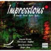 Pan Flute & Harp Recital: Impressio