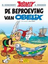 Boek cover Asterix 30 - De beproeving van Obelix van Albert Uderzo