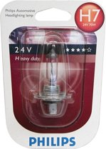 Philips halogeen lamp H7 24V