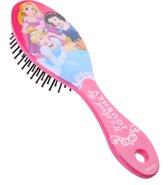 Disney Princess Haarborstel 17,5 Cm Roze
