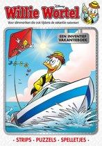 Boek cover Willie Wortel Vakantieboek 2019 van Sanoma Media Jeugd (retail)