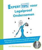 Experttips boekenserie - Experttips voor Legalproof Ondernemen